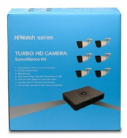 HiWatch 8 Channel 1080p CCTV Kit- T108Q-A/2T